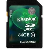 Kingston SDXC 64GB UHS-I U1 (45R/10W)