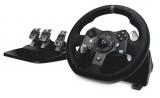 Logitech G920 pro Xbox One, One X, One S, PC + pedály černý