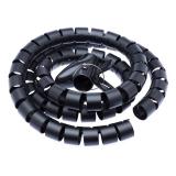 Connect IT WINDER, 1,5m x 30mm černý