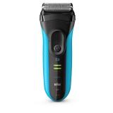 Braun Series 3-3040s Wet&Dry černý/modrý