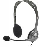 Logitech H111 šedý