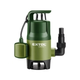 EXTOL Craft Craft na znečištěnou vodu, 400W