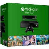 Microsoft Xbox One 500GB Kinect + Dance Central Spotlight + Kinect Sports Rivals + Zoo Tycoon