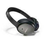 Bose QuietComfort 25 pro Apple černá