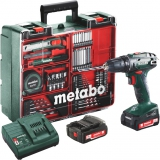 Metabo BS 14.4 Set MD 602206880 zelená