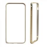 Aprolink Metallica slim-fit bumper pro iPhone 6/6s zlatý