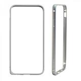 Aprolink Metallica slim-fit bumper pro iPhone 6 stříbrný