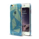 Aprolink Origami Crystalized Case pro iPhone 6 modrý