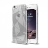Aprolink Origami Crystalized Case pro iPhone 6 průhledný