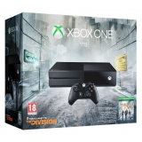 Microsoft Xbox One 1TB + hra Tom Clancy's The Division