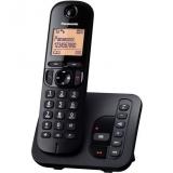 Panasonic KX-TGC220FXB  se záznamníkem černý