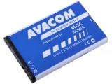 Avacom pro Nokia 6230, N70, Li-Ion 1100mAh (náhrada BL-5C)