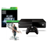 Microsoft Xbox One 500 GB + 2 x hra (Quantum Break + Alan Wake)