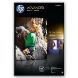 HP Advanced Photo Paper, lesklý, 10 x 15cm, bez okraj, 100 listů, 250 g/m2