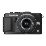 Olympus E-PL6 + objektivy 14-42mm II R černý