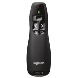 Logitech Wireless Presenter R400 černý