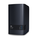 Western Digital My Cloud EX2 Ultra černé
