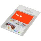 Peach Credit Card (54x86mm), 125mic, 25pck/BAL