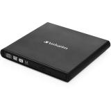 Verbatim Slimline USB 2.0 černá