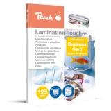 Peach na vizitky (60x90mm), 125mic, 25pck/BAL