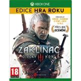CD Projekt Xbox One Zaklínač 3: Divoký hon - Edice hra roku
