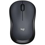Logitech Wireless Mouse M220 Silent černá