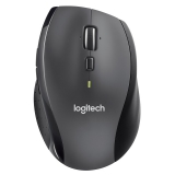 Logitech Wireless Mouse M705 Marathon černá/šedá