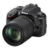 Nikon D3400 + 18-105 AF-S DX VR + 4x čištění čipu zdarma černý