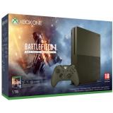 Microsoft Xbox One S 1 TB Speciální edice + Battlefield 1 khaki