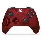 Microsoft Xbox One Wireless Gears of War limitovaná edice červený