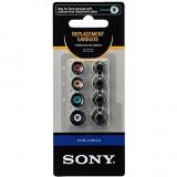 Sony silikonové koncovky černé