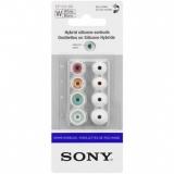 Sony náušníky bílé