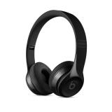 Beats Solo3 Wireless On-Ear - leskle černé černá