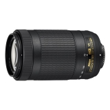 Nikon NIKKOR 70-300 mm F/4.5-6.3G ED AF-P DX VR černý