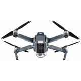 DJI Mavic Pro Fly More Combo, 4K Full HD kamera šedý