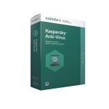 Kaspersky Anti-Virus 2017 / 1 zařízení na 1 rok + 3 měsíce navíc zdarma