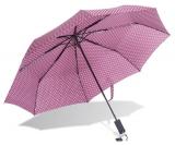 Papaler P121 s deštníkem červený