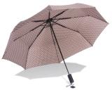 Papaler P122 s deštníkem hnědý