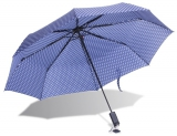 Papaler P120 s deštníkem modrý