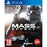 EA PlayStation 4 Mass Effect Andromeda