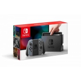 Nintendo Switch s Joy-Con - šedá šedá