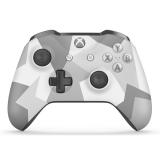 Microsoft Xbox One S Wireless - bílo / sivá maskáčová
