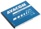 Avacom pro Lenovo A6000, Li-Ion 3,8V 2300mAh (náhrada BL242)