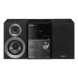 Panasonic SC-PM600EG-K černý/hliník