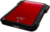"""ADATA EX500, 2,5"""" SATA, USB, 3.1 černý/červený"""
