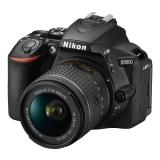Nikon D5600 + 18-55 AF-P VR černý + dárek
