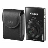 Canon IXUS 190 + orig.pouzdro černý