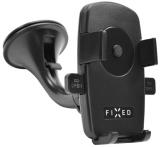 FIXED FIX1 s přísavkou, šířka 5 - 7 cm černý