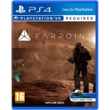 Sony PlayStation VR Farpoint (PS4)