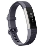 Fitbit Alta HR large - Blue Gray